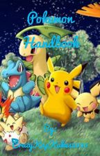 Pokémon Handbook by CrazyKupKakes2020