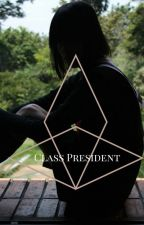 Class President//Wontaek by jibootyking