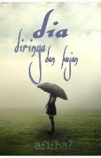 DIA (dirinya) DAN HUJAN by afifha7