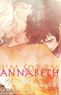 I'm sorry, Annabeth cover