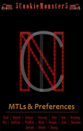 NCT   Preferences & MTLs by ParkChicken