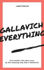 GALLAVICH EVERYTHING by lubuttercup