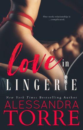 Love in Lingerie - Sneak Peek! by AlessandraTorre