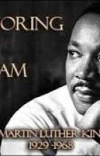 In Honor of Dr. Martin Luther King by BetsyAshton