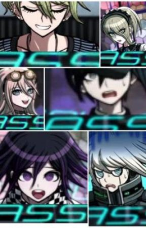 The big book of Danganronpa X Reader [discontinued] by obsessedwithkenmaaa