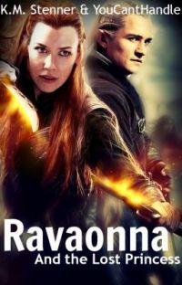 Ravaonna- A Legolas Love Story cover