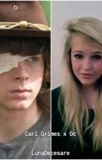 The Walking Dead (Carl Grimes Love Story) by Youre-The-Mad-Hatter