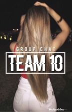 Team 10; Groupchat (on hold) by cultcolby