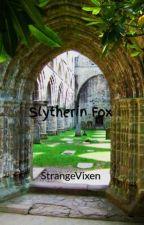 Slytherin Fox by writingforweirdlings