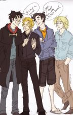 When Demigods Become Wizards by P-h-i-l