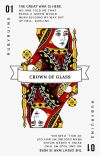 CROWN OF GLASS  ✔ cover