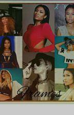 Frames (BeyoncéXNicki) by Beyonceslover