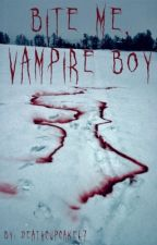 Bite Me Vampire Boy (Ricky Horror X Reader) by deathcupcake67