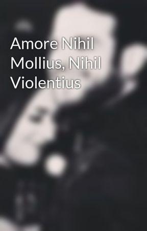 Amore Nihil Mollius, Nihil Violentius by Ek_Paheli