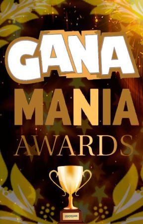 Gana Mania Awards [finalizado] by concursosganamania