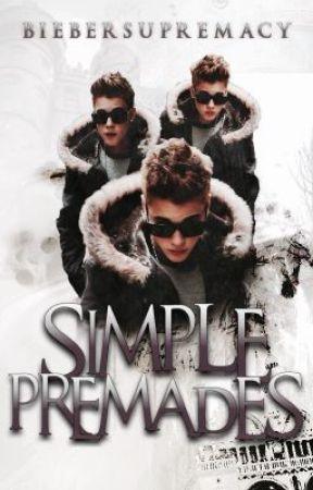Simple Premades by biebersupremacy