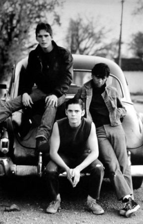 The Outsiders Oneshots by LuddleBubble