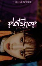 plotshop | girl groups by pristins