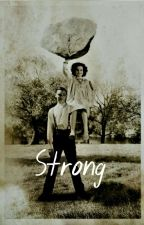 |1|strong ( an Victor Bruntley love story) by itsbubblesman