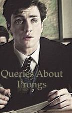 Queries about Prongs by TheMarauderProngs