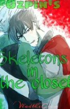 Qrowpin: Ozpin's Skeletons In The Closet by VladtheGrim