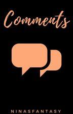 Comments // Vaclav Cerny by ninasfantasy