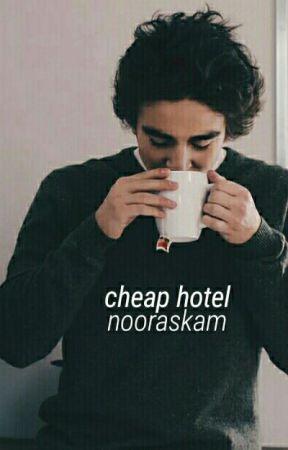 cheap hotel // jonas vasquez  by nooraskam