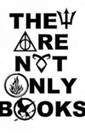 They are not only books by crewisbae
