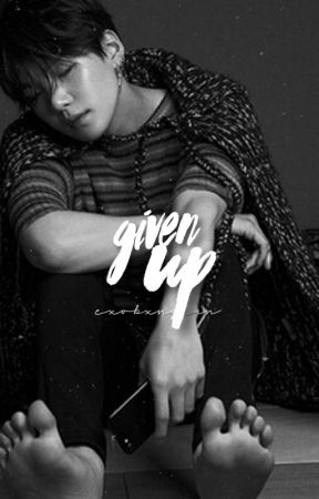 Given Up ➳ Yoongi {Save ME Book #4} by exobxngtan
