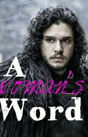 A Woman's Word [JS] by Andie_AmericanPsycho