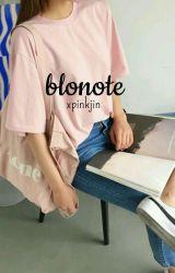 blonote | tablo by xpinkjin