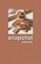 snapchat   taekook by jungtbh