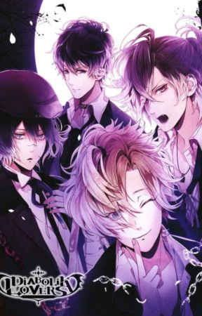 BlueMoon  Diabolik Lovers  by poetryso