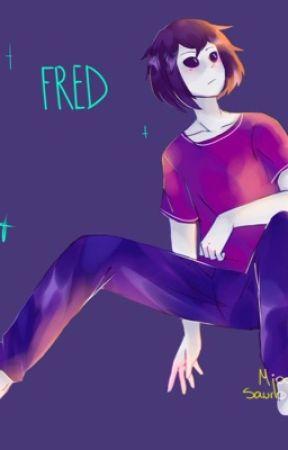 """ I'm perfect "" (Fred x Freddy) #FnafHs by CrazyNylle"