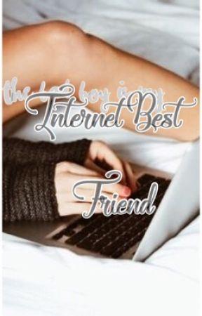 The Bad Boy Is My Internet Best Friend by friendlybooksmeller
