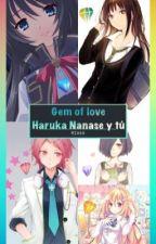 Gem of love ( Haruka Nanase y tu) by Martiphat