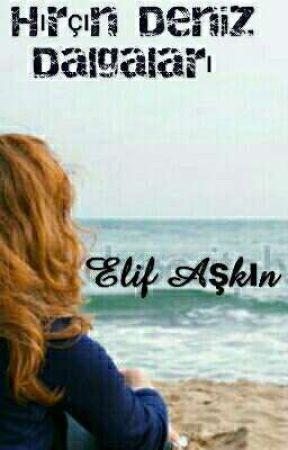 Hırçın Deniz Dalgaları  by aleesiaelf