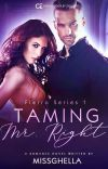 FIERRO SERIES 1: Taming Mr. Right cover