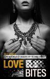 Love Bites (Crescent City Werewolves: The Short Stories) cover