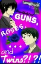 Guns, Roses, and....Twins!?!? (KHR x OHSHC Crossover) by BeautifulyCool