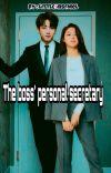 The Boss' Personal Secretary [Jungkook X Seolhyun] ✔ cover