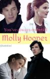 You've Always Counted, Molly Hooper (Sherlolly) cover