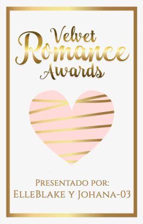Velvet Romance Awards 2017 by Velvet_Romance