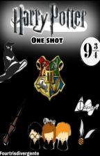 One shots de Harry potter by fourtrisdivergente