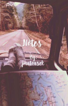 Notes by jmatousek