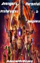 Avengers Parental Preferences & Imagines (ON HOLD) by akuginandtonic