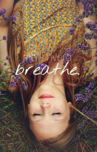 breathe. cover