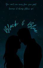 Black and Blue  by underscoreada25