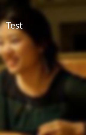 Test by elliejeon