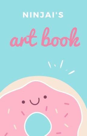 Art Book (so original) by Ninjai356